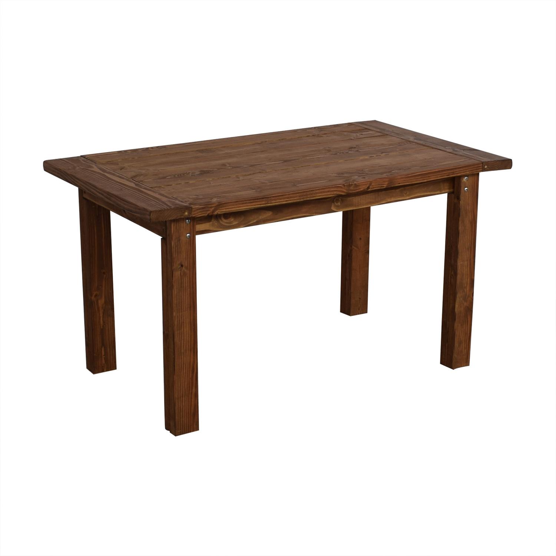 shop Custom Dining Table  Tables