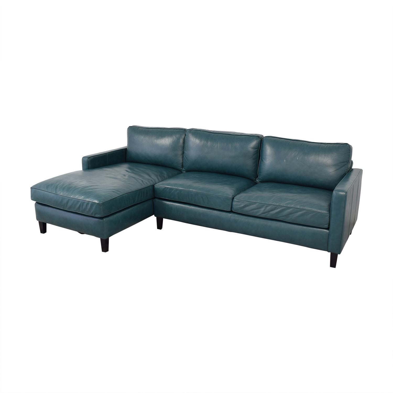 Brayden Studio Brayden Studio Chaise Sectional Sofa price