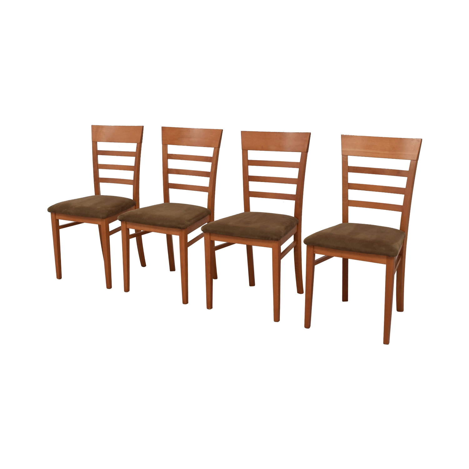 SA A Sibau Ladder Back Dining Side Chairs / Dining Chairs