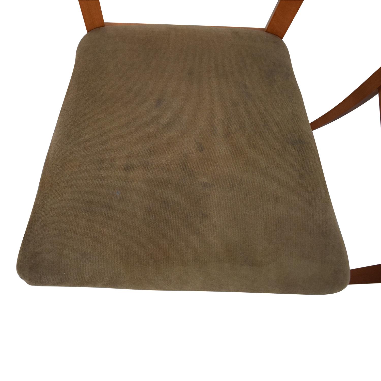 buy SA A Sibau Ladder Back Dining Side Chairs SA A. Sibau Dining Chairs