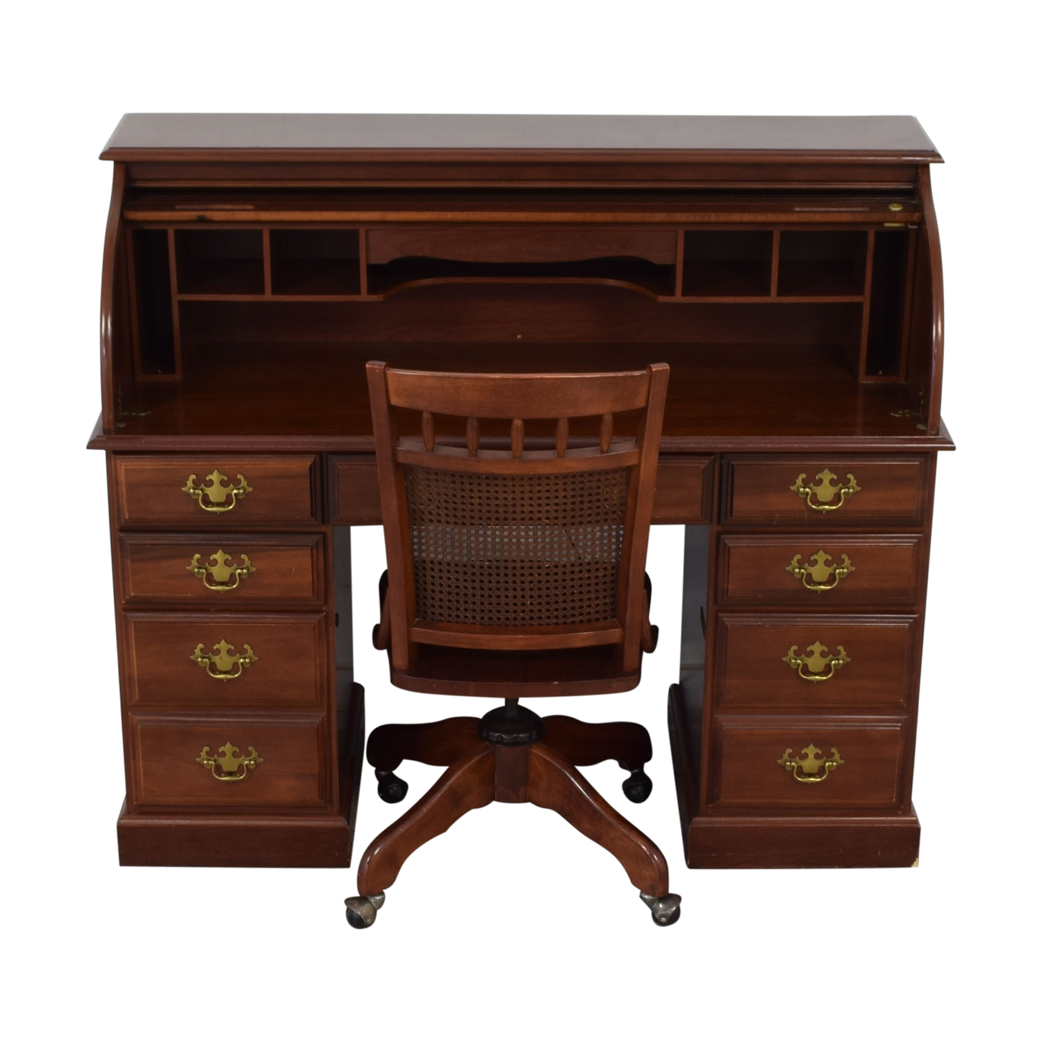 shop  Roll Top Desk with Chair online