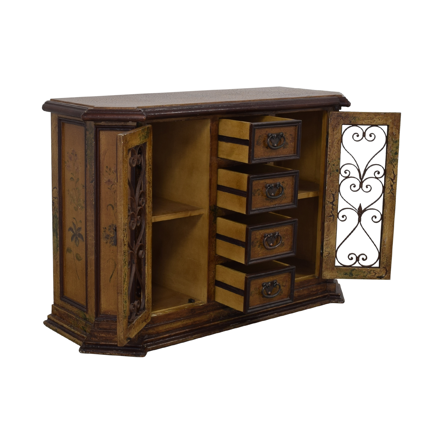buy French Country Style Buffet  Storage