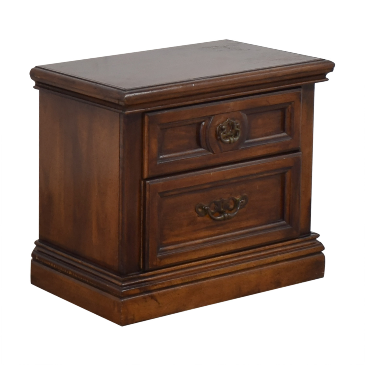 buy Two Drawer Nightstand