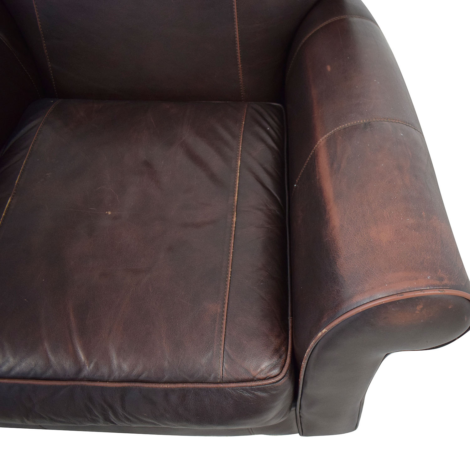 Bauhaus Furniture Bauhaus Furniture Leather Chair second hand