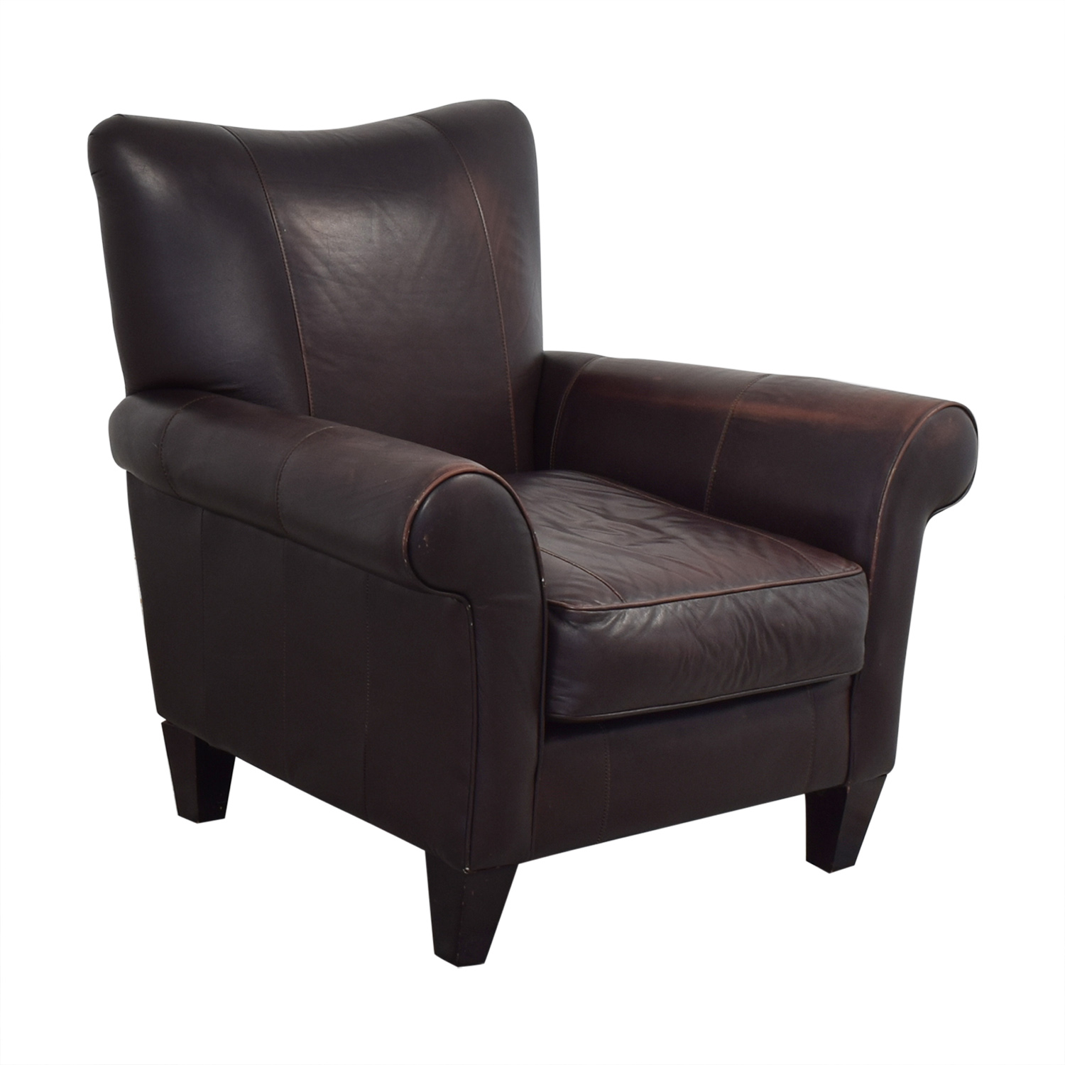 Bauhaus Furniture Bauhaus Furniture Leather Chair for sale