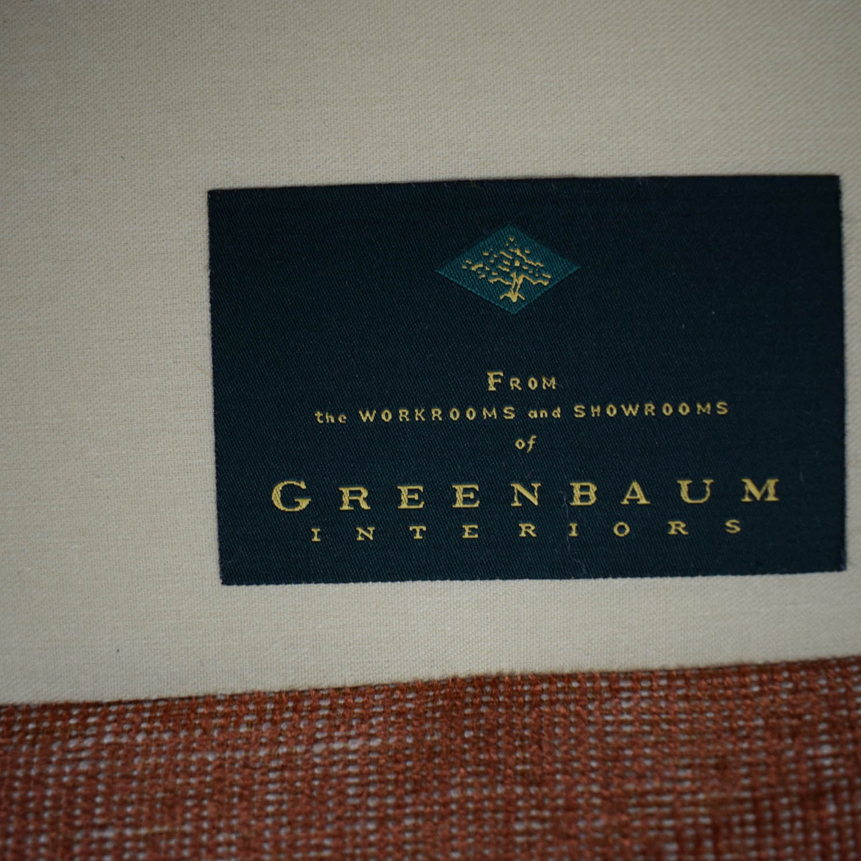 shop Greenbaum Interiors Three Seat Sofa Greenbaum Interiors