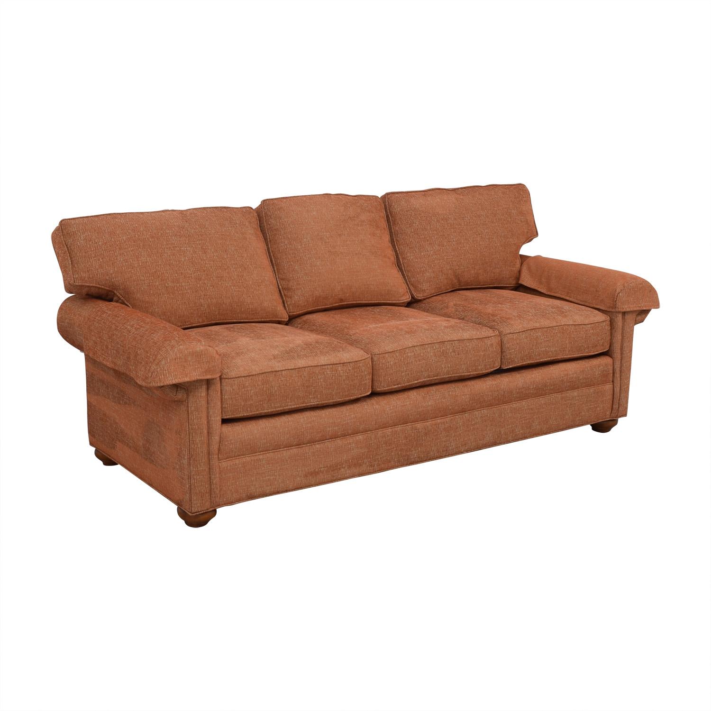 buy Greenbaum Interiors Three Seat Sofa Greenbaum Interiors Sofas