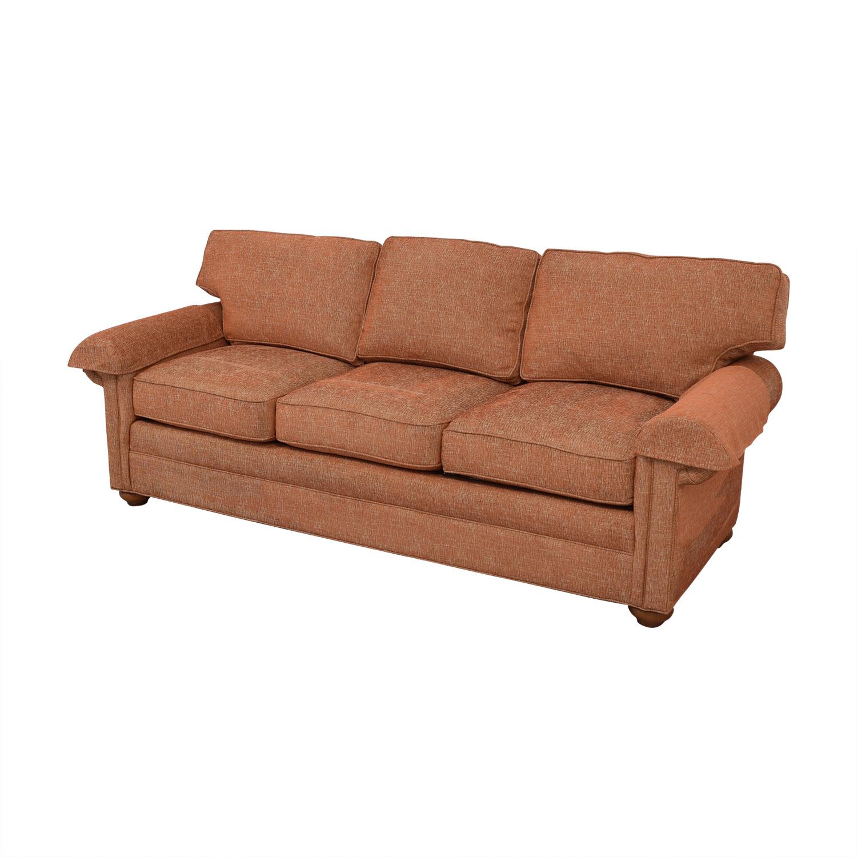 Greenbaum Interiors Greenbaum Interiors Three Seat Sofa Classic Sofas