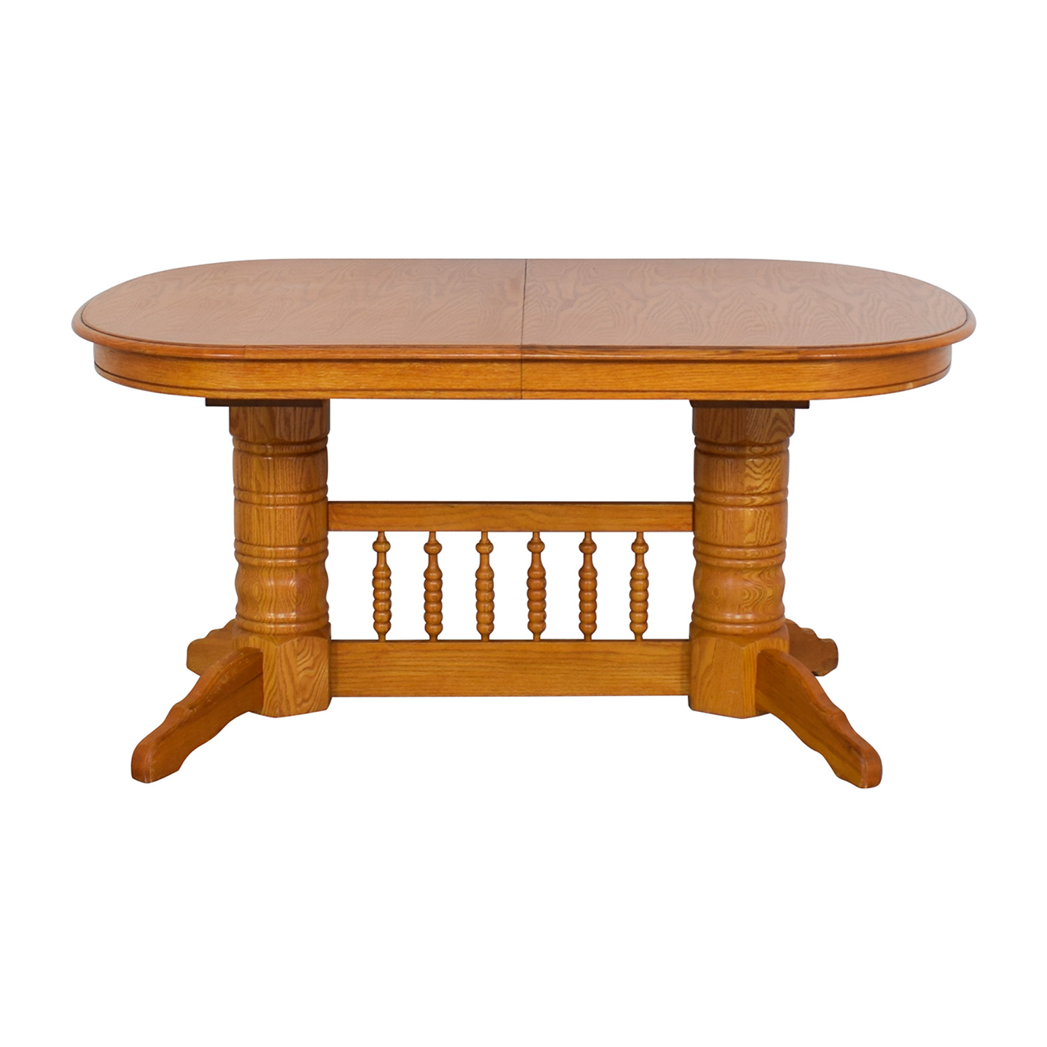 buy Greenbaum Interiors Extended Dining Table Greenbaum Interiors Tables