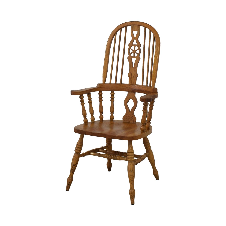 Greenbaum Interiors Greenbaum Interiors Windsor Dining Chairs for sale