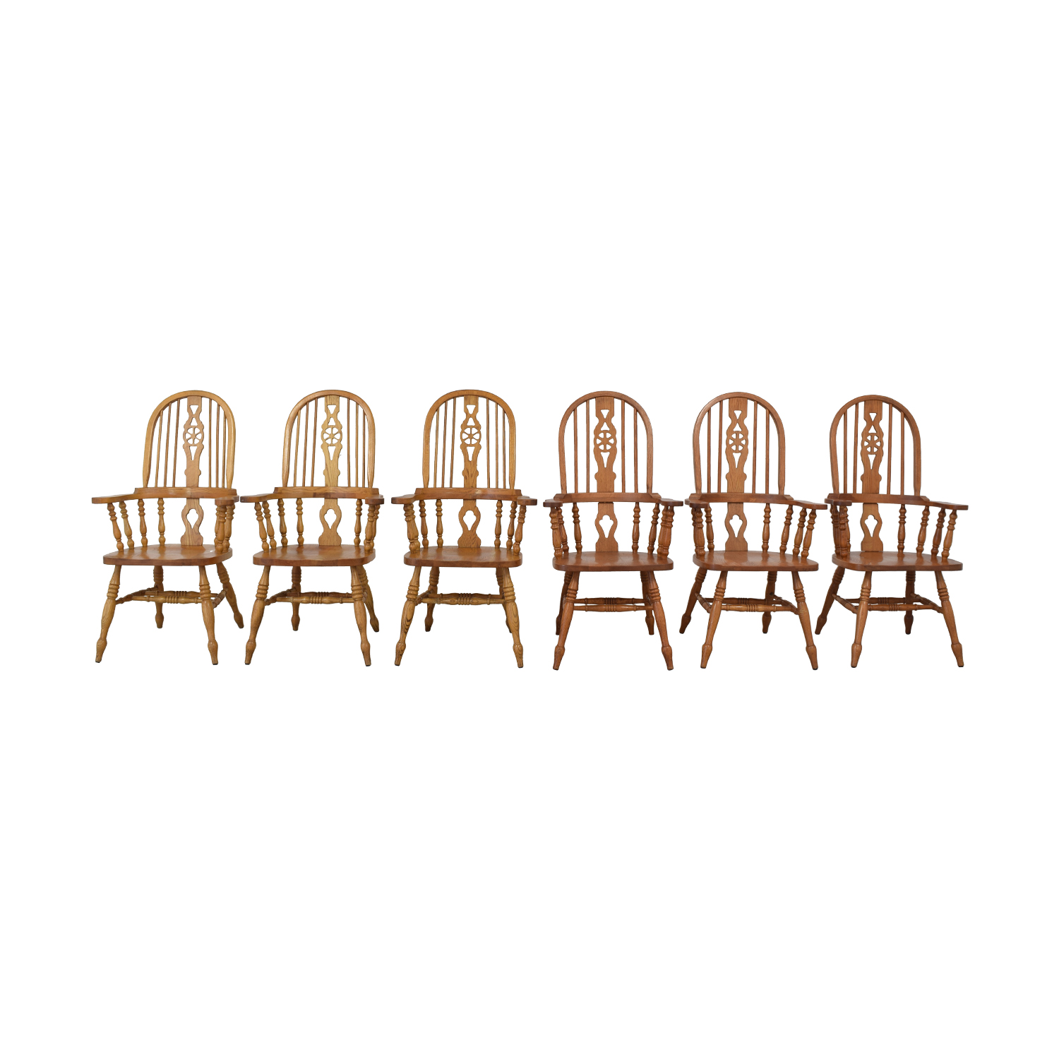Greenbaum Interiors Windsor Dining Chairs sale