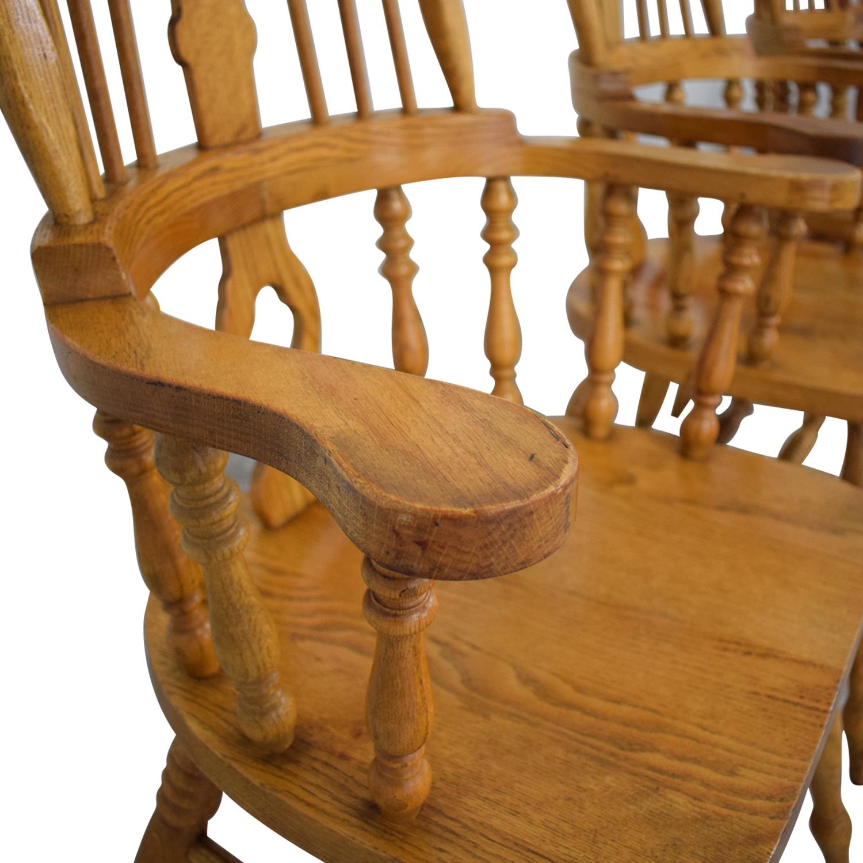 buy Greenbaum Interiors Windsor Dining Chairs Greenbaum Interiors Dining Chairs