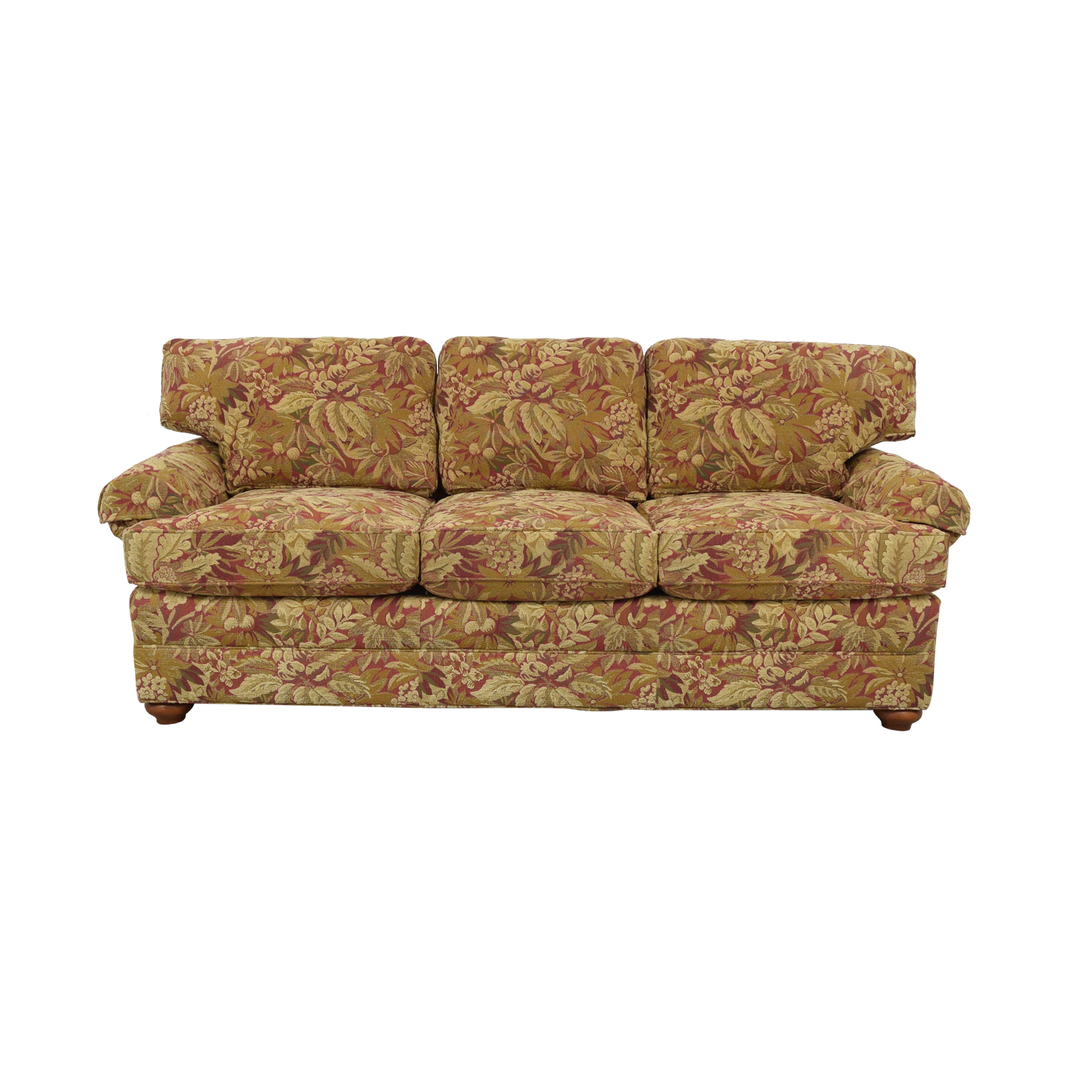 buy Greenbaum Interiors Greenbaum Interiors Patterned Three Seat Sofa online