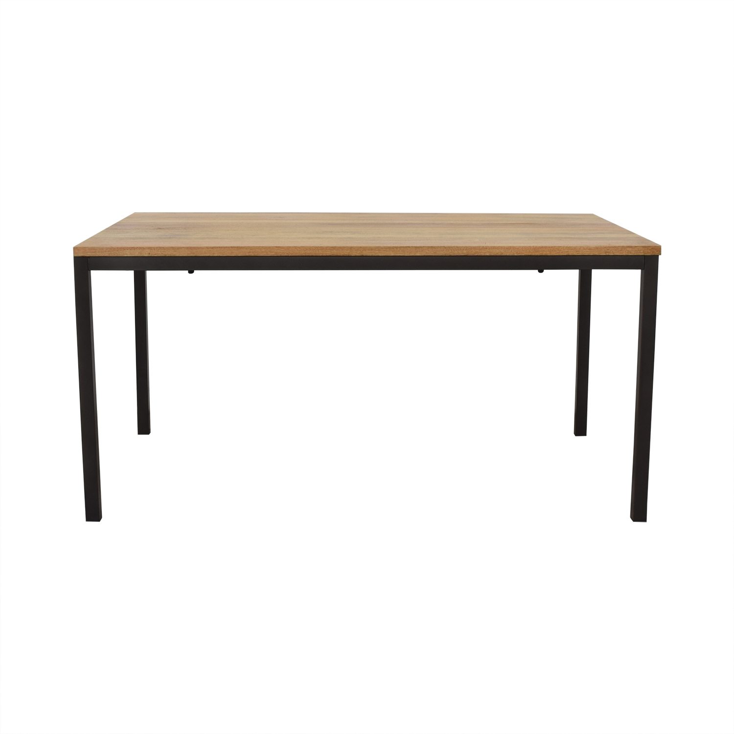 West Elm Box Frame Dining Table / Tables
