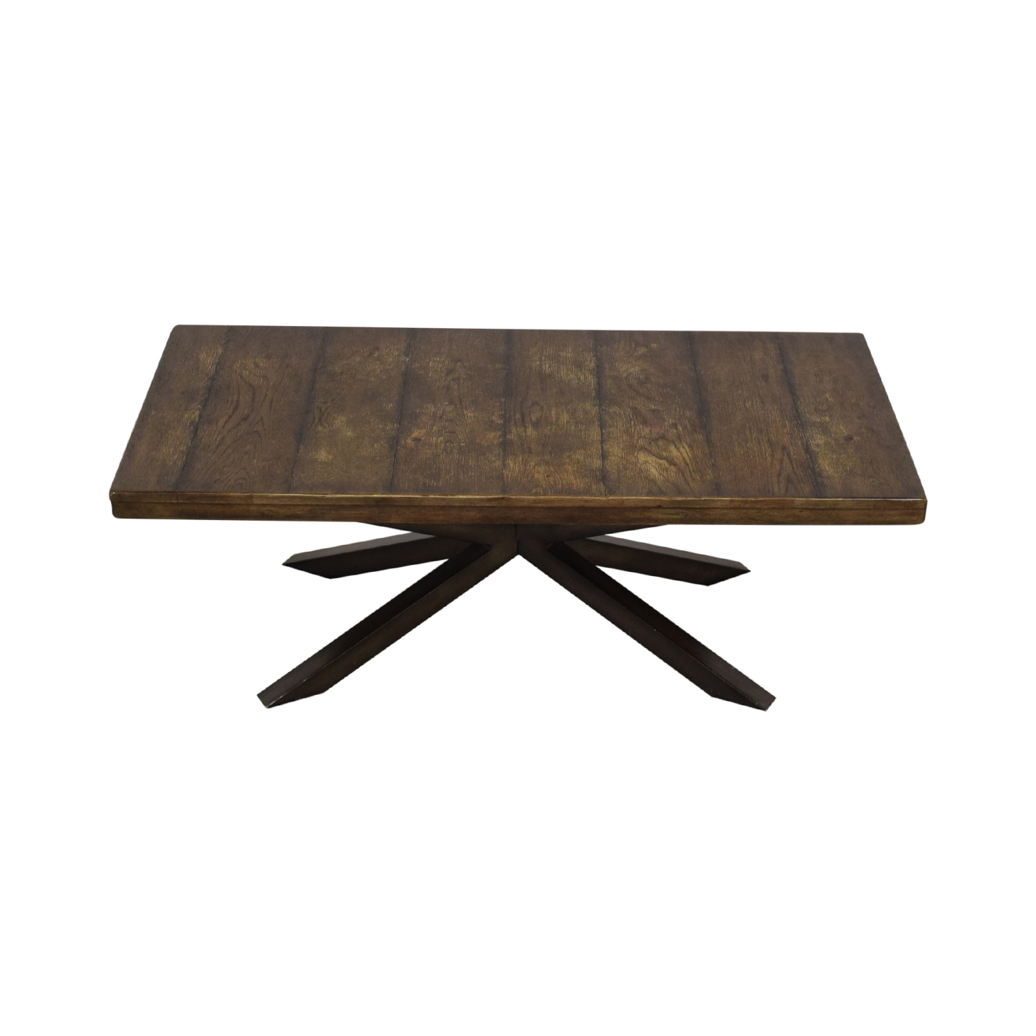 Pottery Barn Pedestal Coffee Table / Coffee Tables