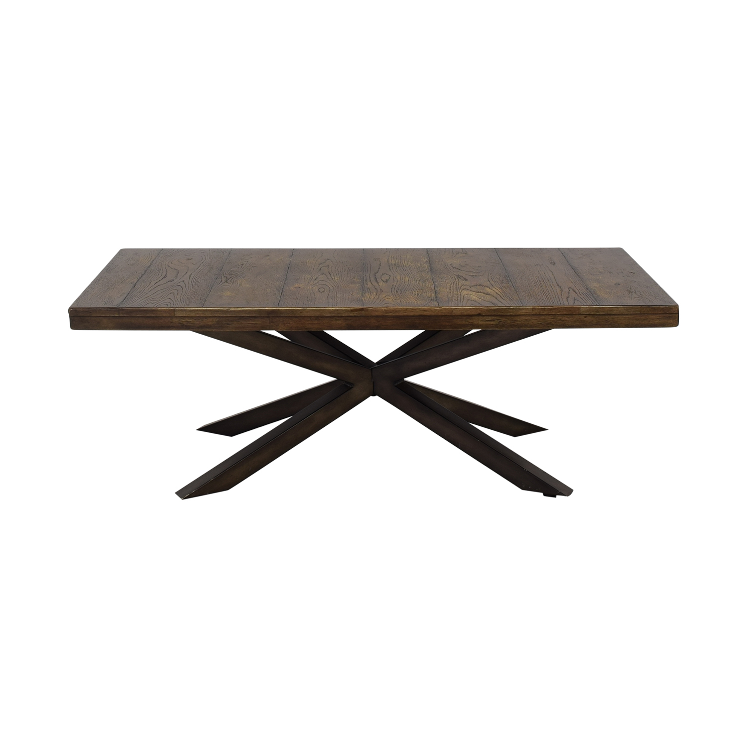 shop Pottery Barn Pottery Barn Pedestal Coffee Table online