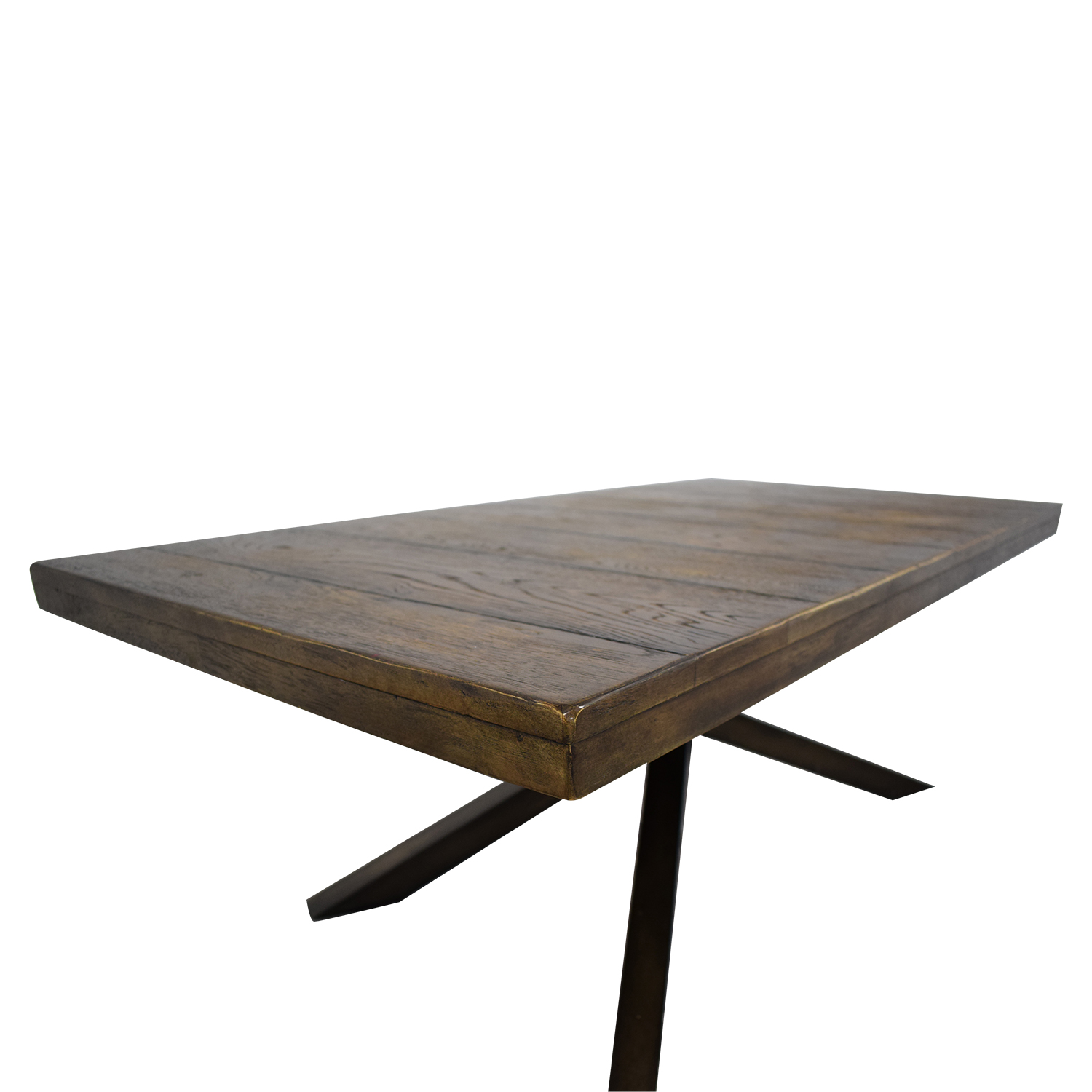 Pottery Barn Pottery Barn Pedestal Coffee Table