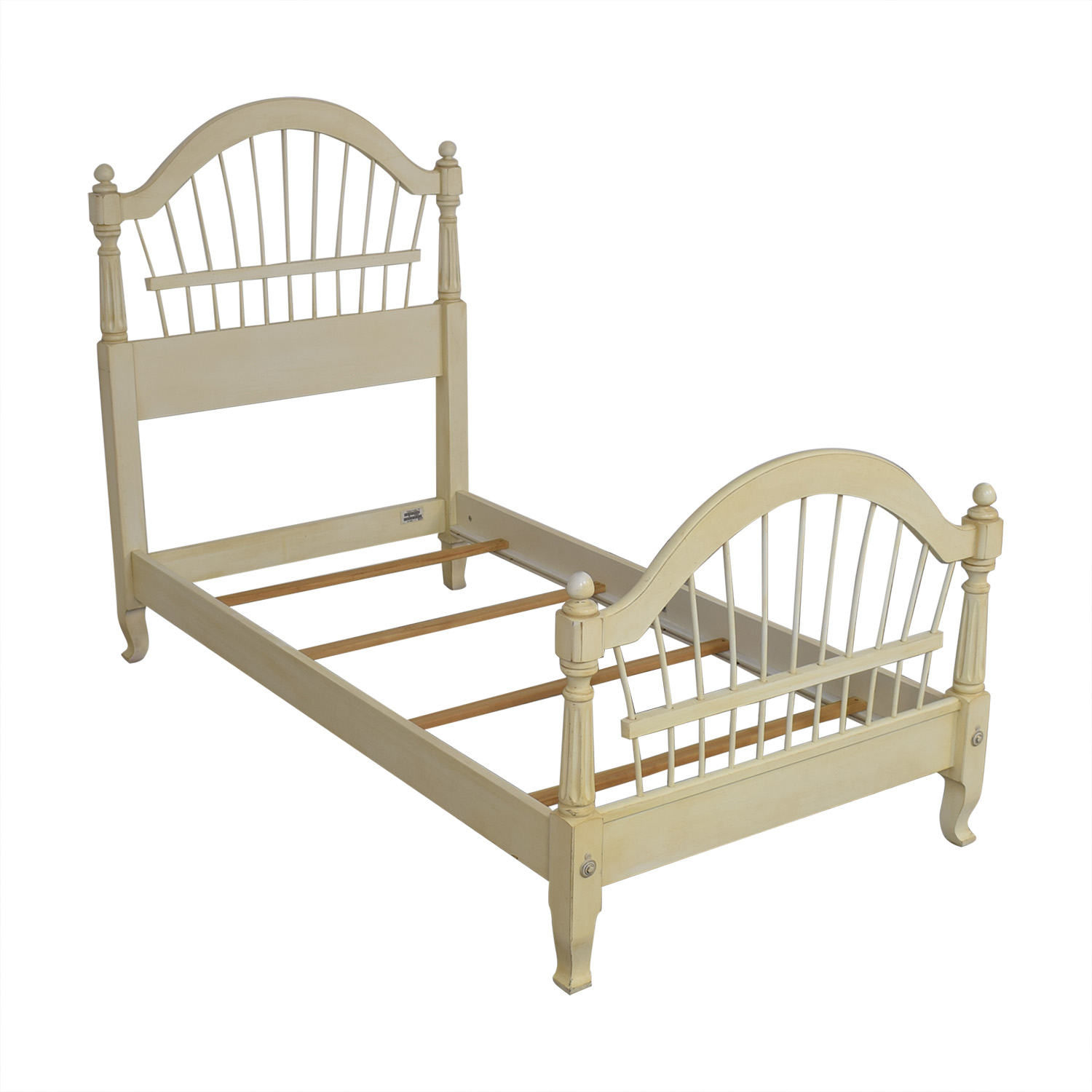 Ethan Allen Ethan Allen Country French Twin Bed nyc