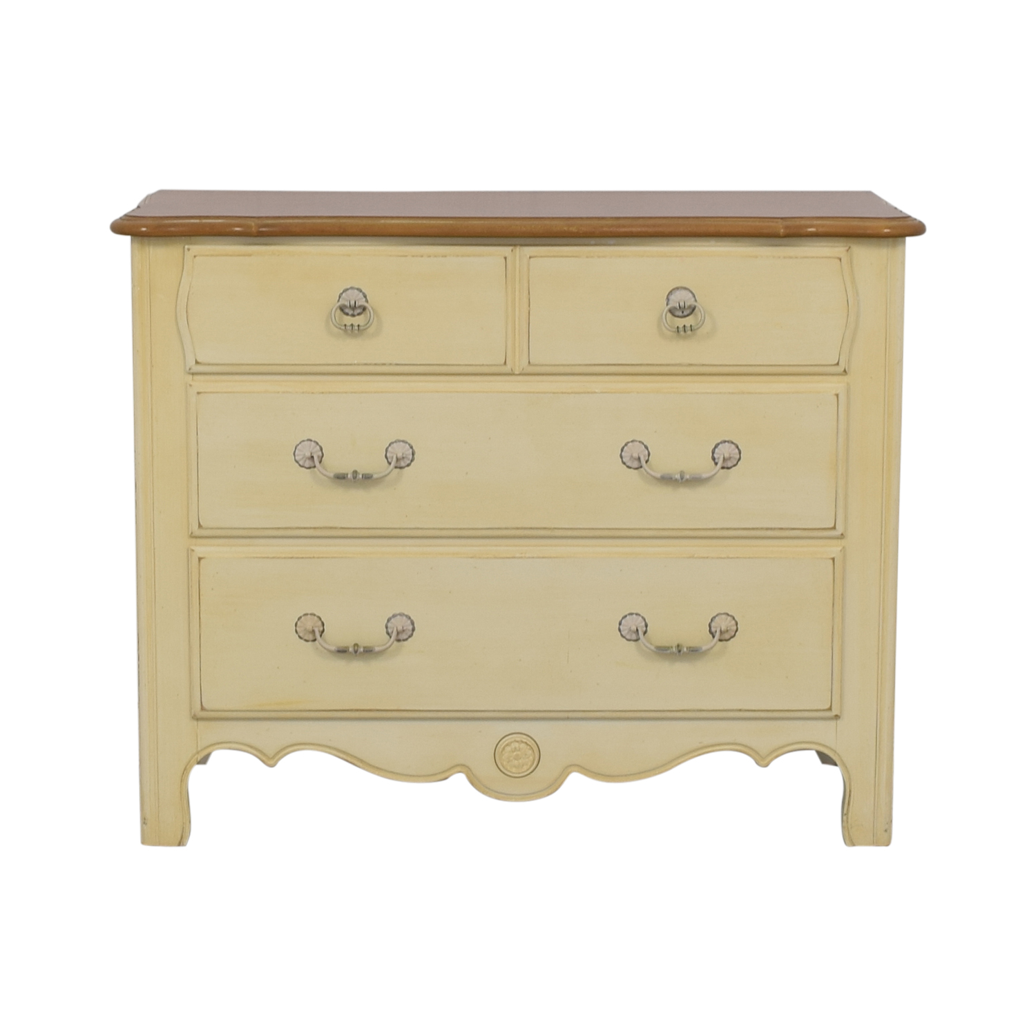 shop Ethan Allen Ethan Allen Country French Dresser online