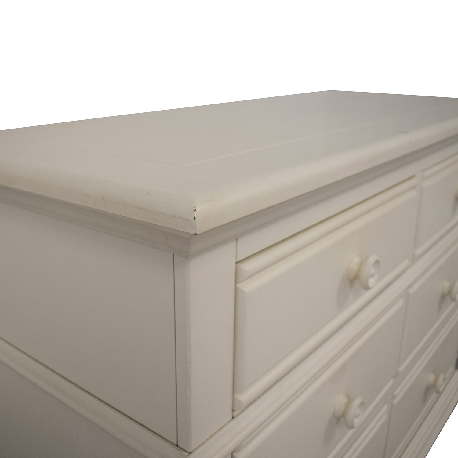 shop American Woodcrafters Double Dresser American Woodcrafters