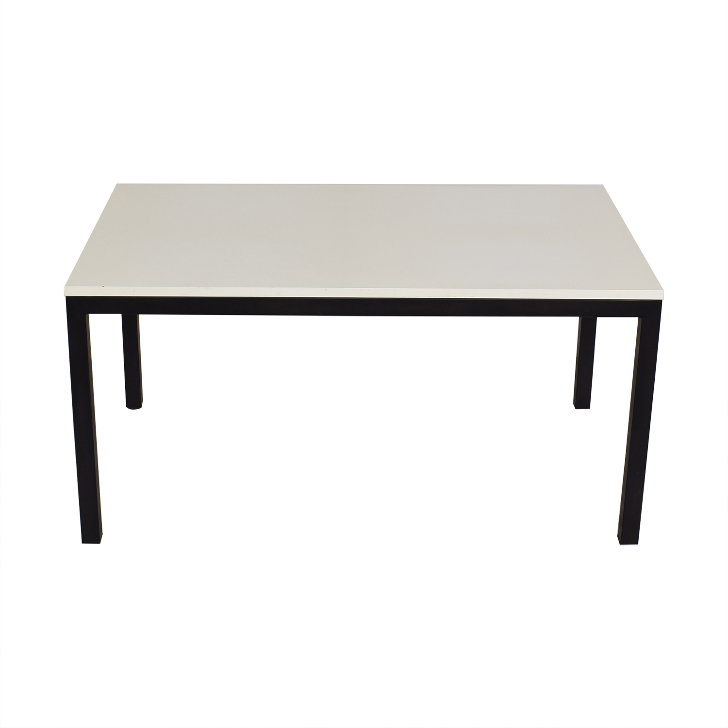 buy Crate & Barrel Parsons Dining Table Crate & Barrel Tables
