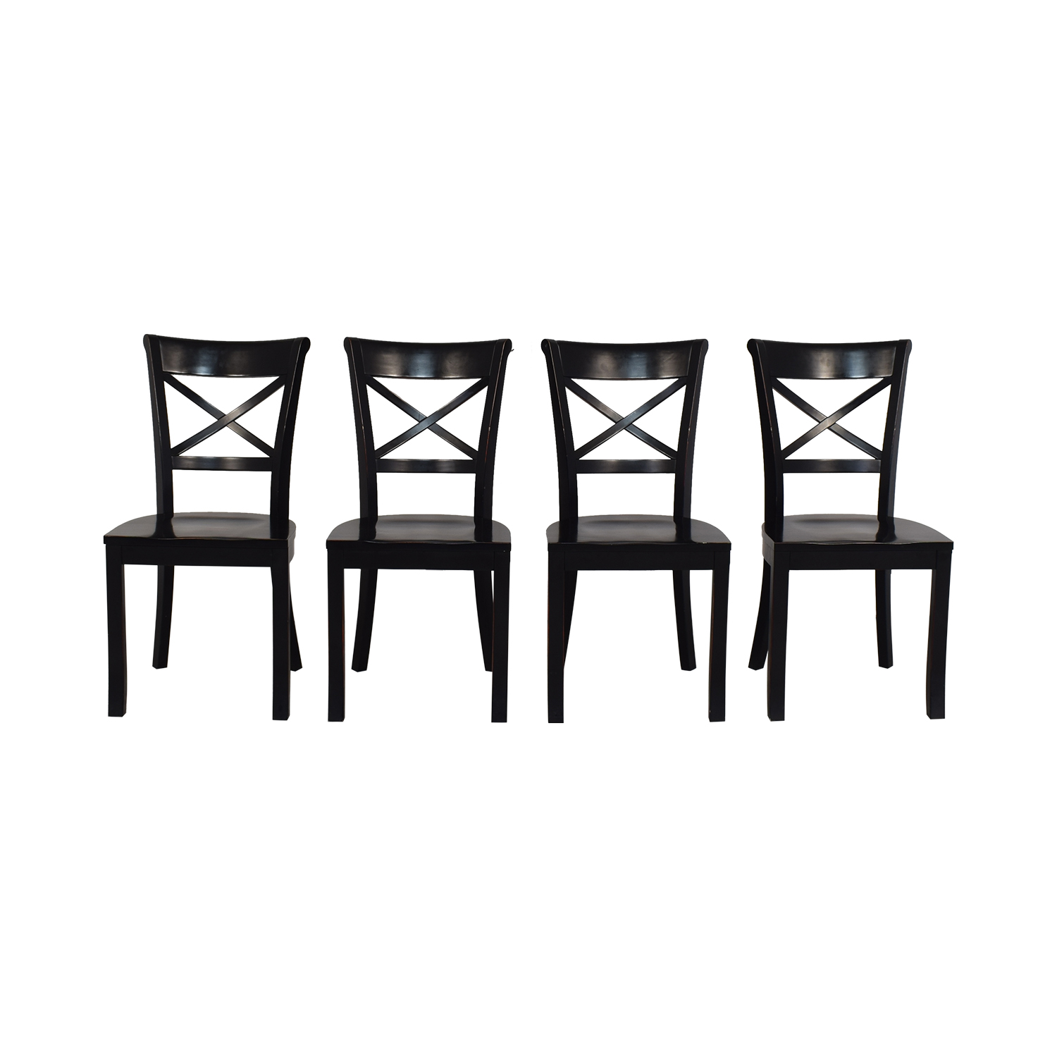 shop Crate & Barrel Vintner Dining Chairs Crate & Barrel Dining Chairs