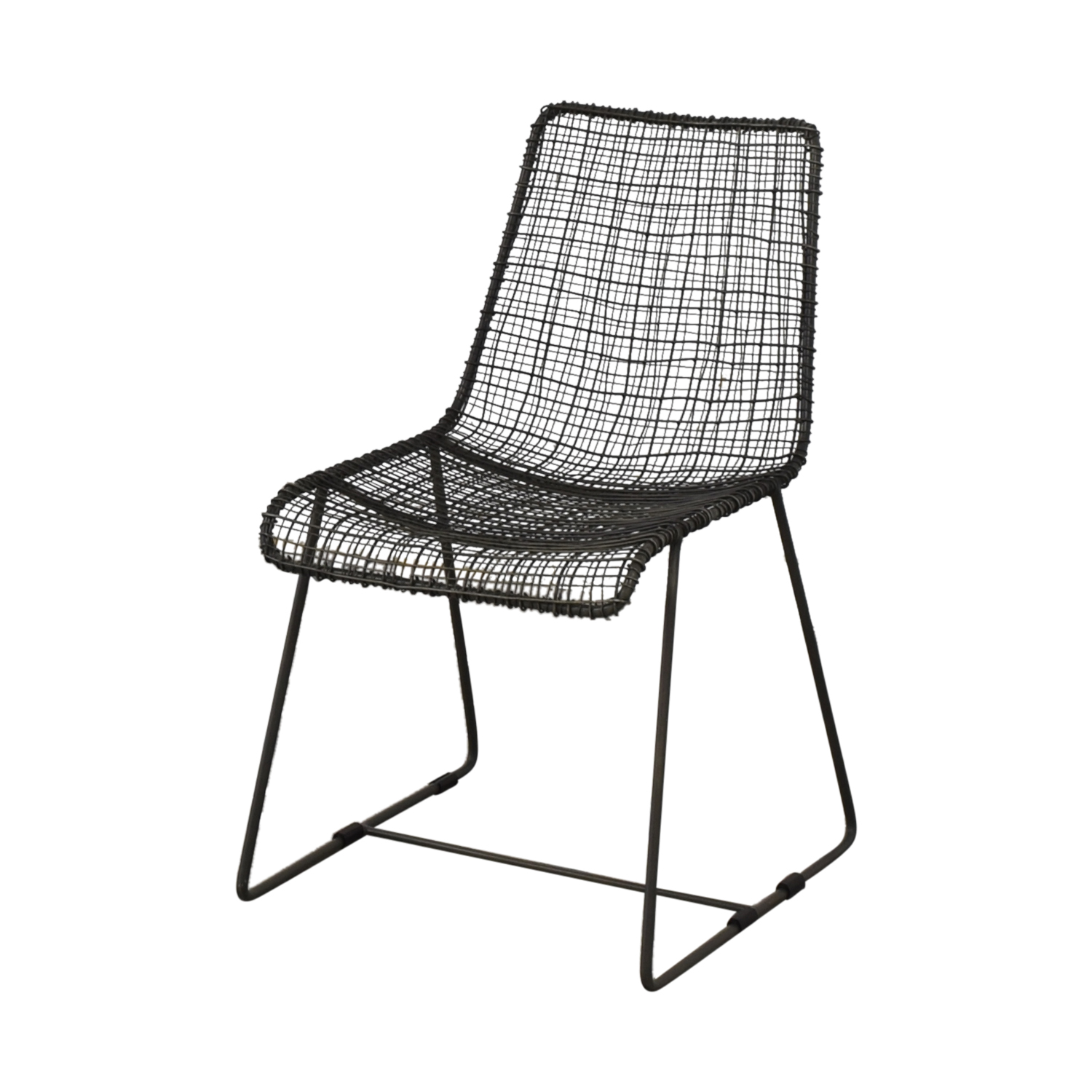 CB2 CB2 Reed Dining Chairs Chairs