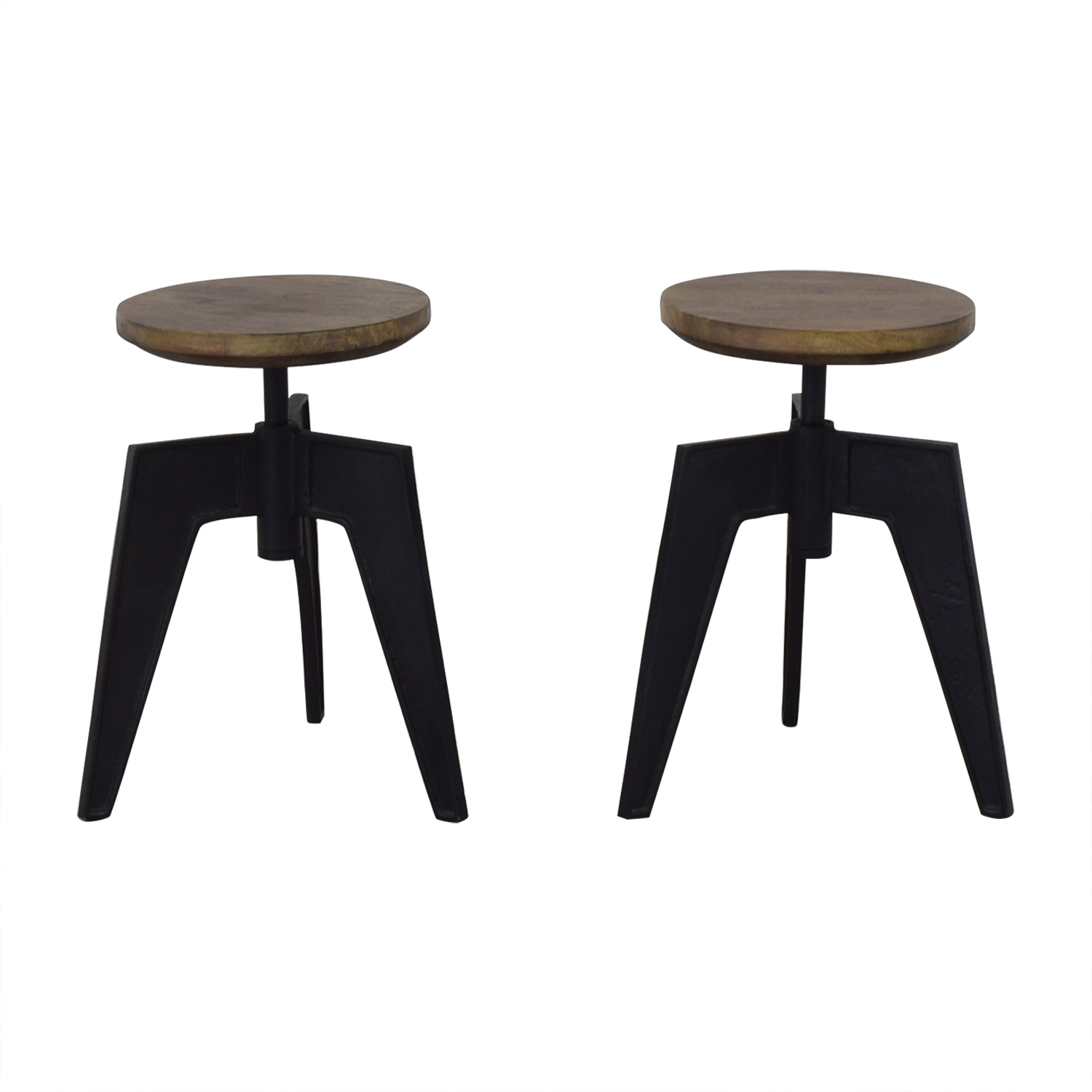 CB2 CB2 Contact Bar Stools on sale