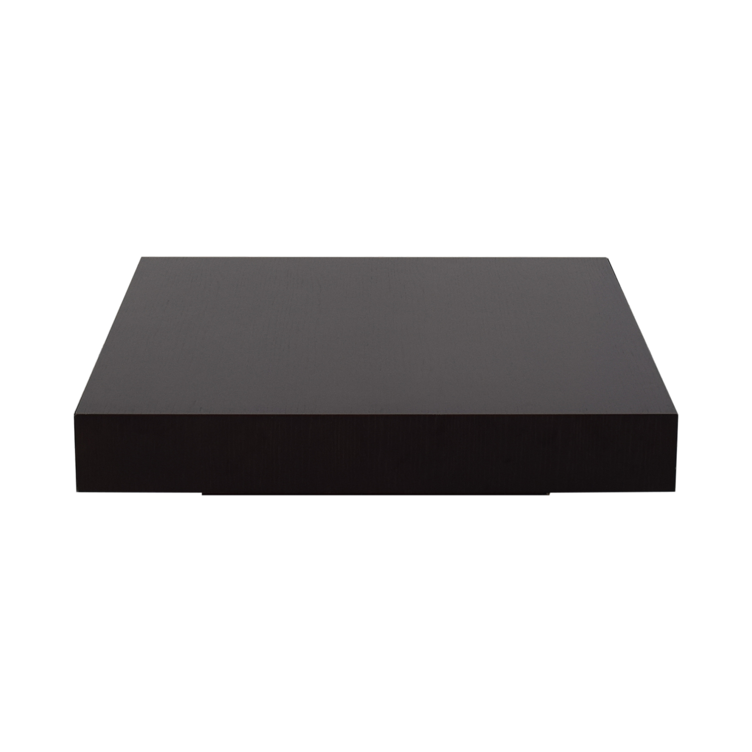 buy Italian Square Two Drawer Coffee Table  Coffee Tables