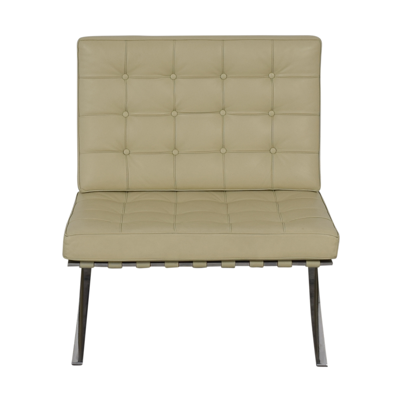 Barcelona-Style Armchair / Chairs