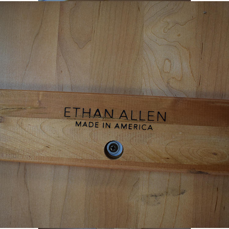buy Ethan Allen Ethan Allen Adam Dining Table online