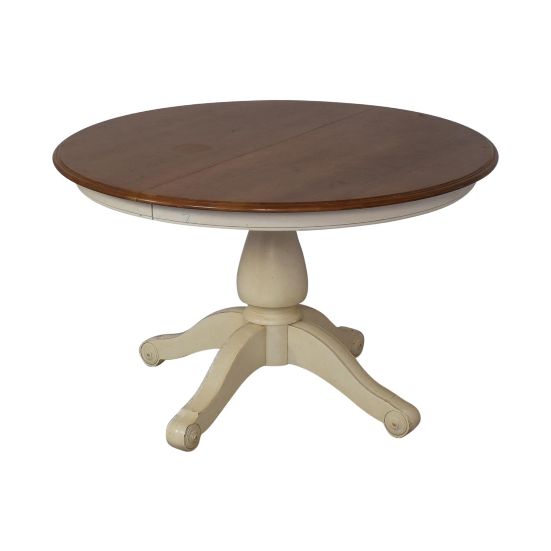 Ethan Allen Ethan Allen Adam Dining Table on sale