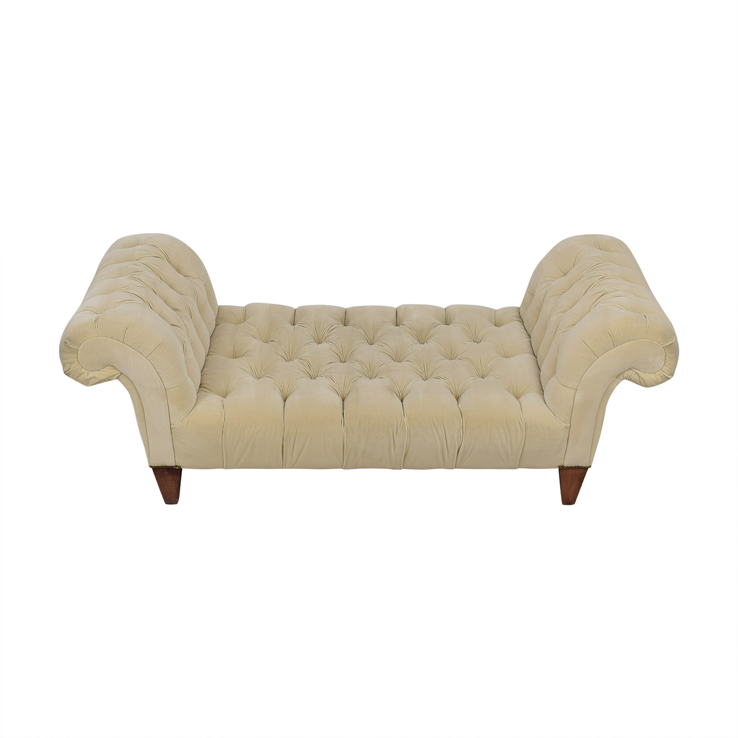 Canvas Home Canvas Home Chesterfield Chaise discount