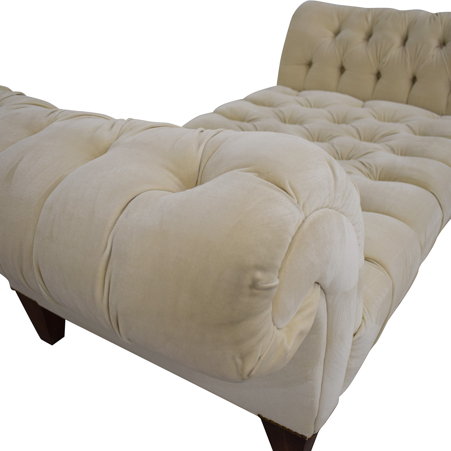 Canvas Home Canvas Home Chesterfield Chaise
