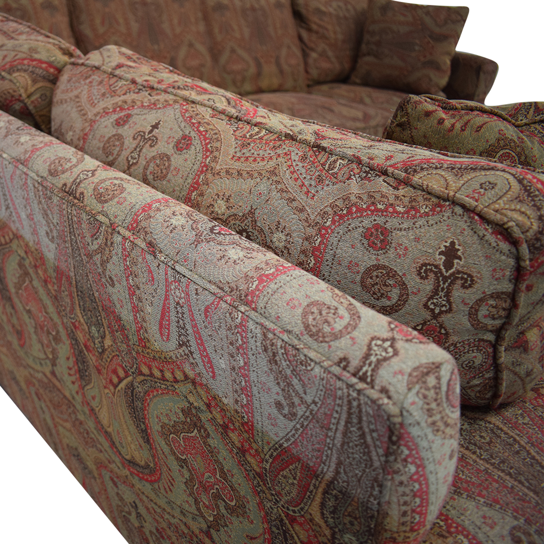 81 Off Baker Furniture Milling Creek Sectional Sofa Sofas