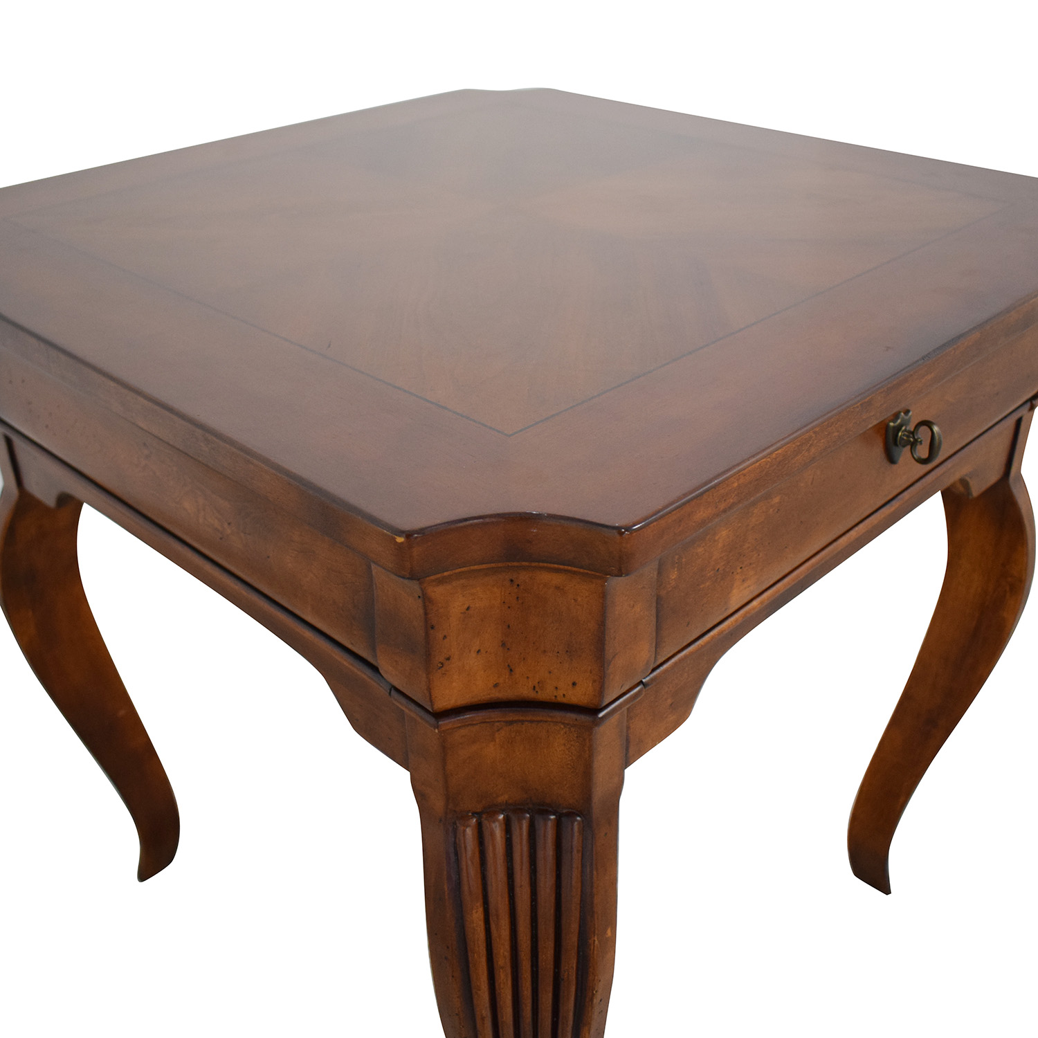 Stanley Furniture Stanley Furniture Square Lamp Table for sale