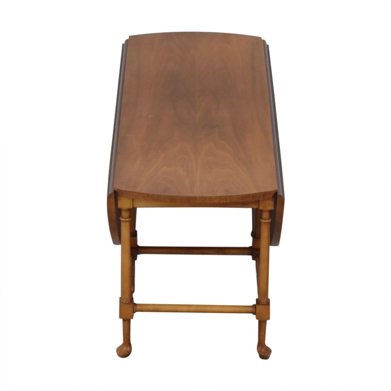 Baker Furniture Baker Furniture Drop-Leaf Coffee Table used