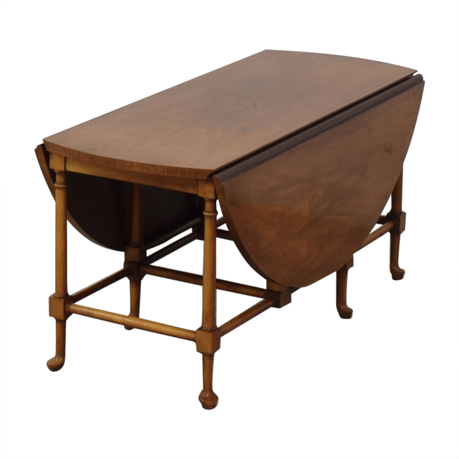 Baker Furniture Drop-Leaf Coffee Table / Tables