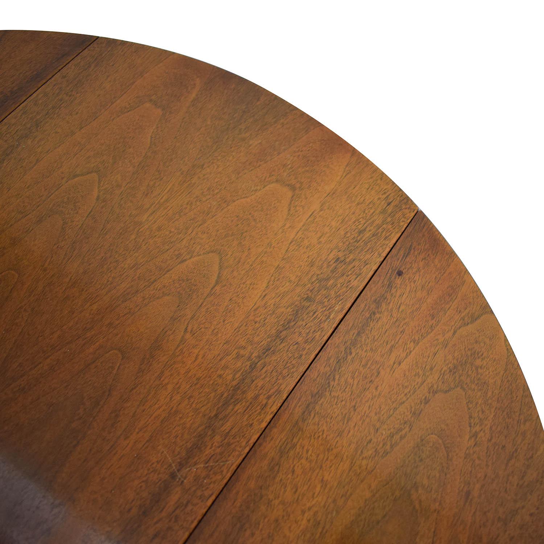 Baker Furniture Baker Furniture Drop-Leaf Coffee Table price