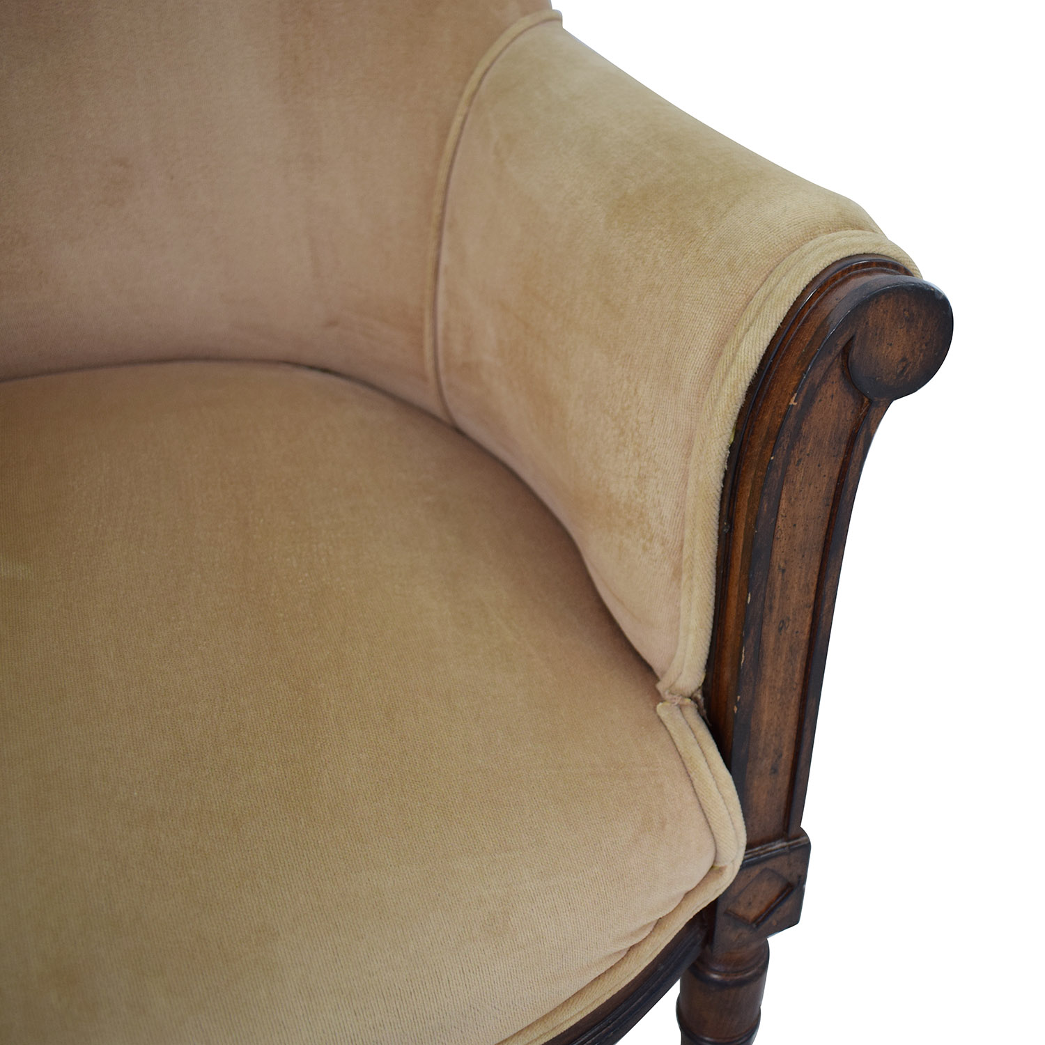 Meyer Gunther Martini Meyer Gunther Martini Upholstered Arm Chair dimensions