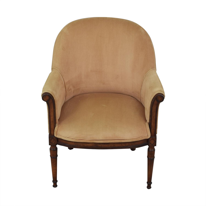 shop Meyer Gunther Martini Upholstered Arm Chair Meyer Gunther Martini