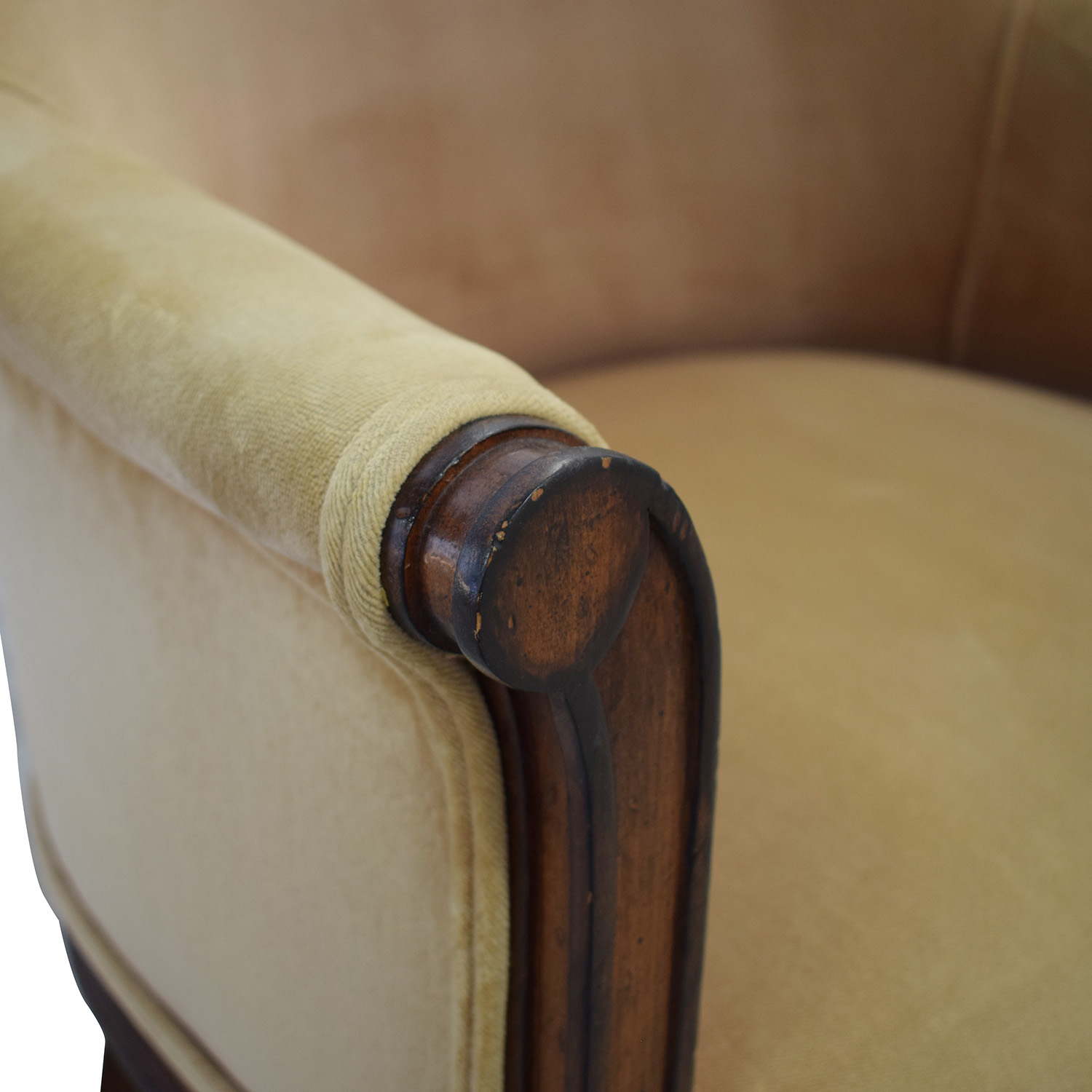 Meyer Gunther Martini Upholstered Arm Chair / Accent Chairs