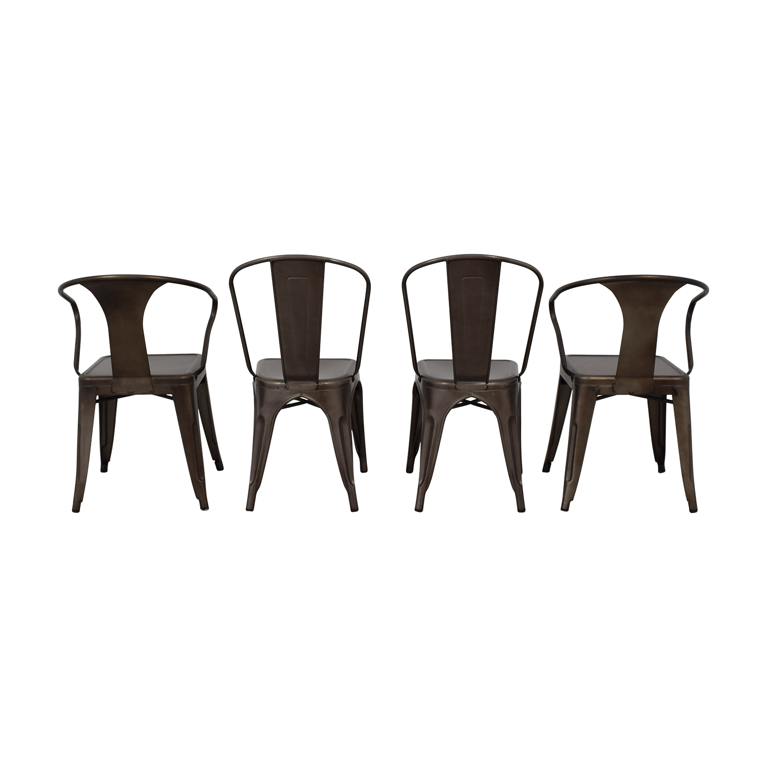 shop Trattoria Arm and Side Chairs