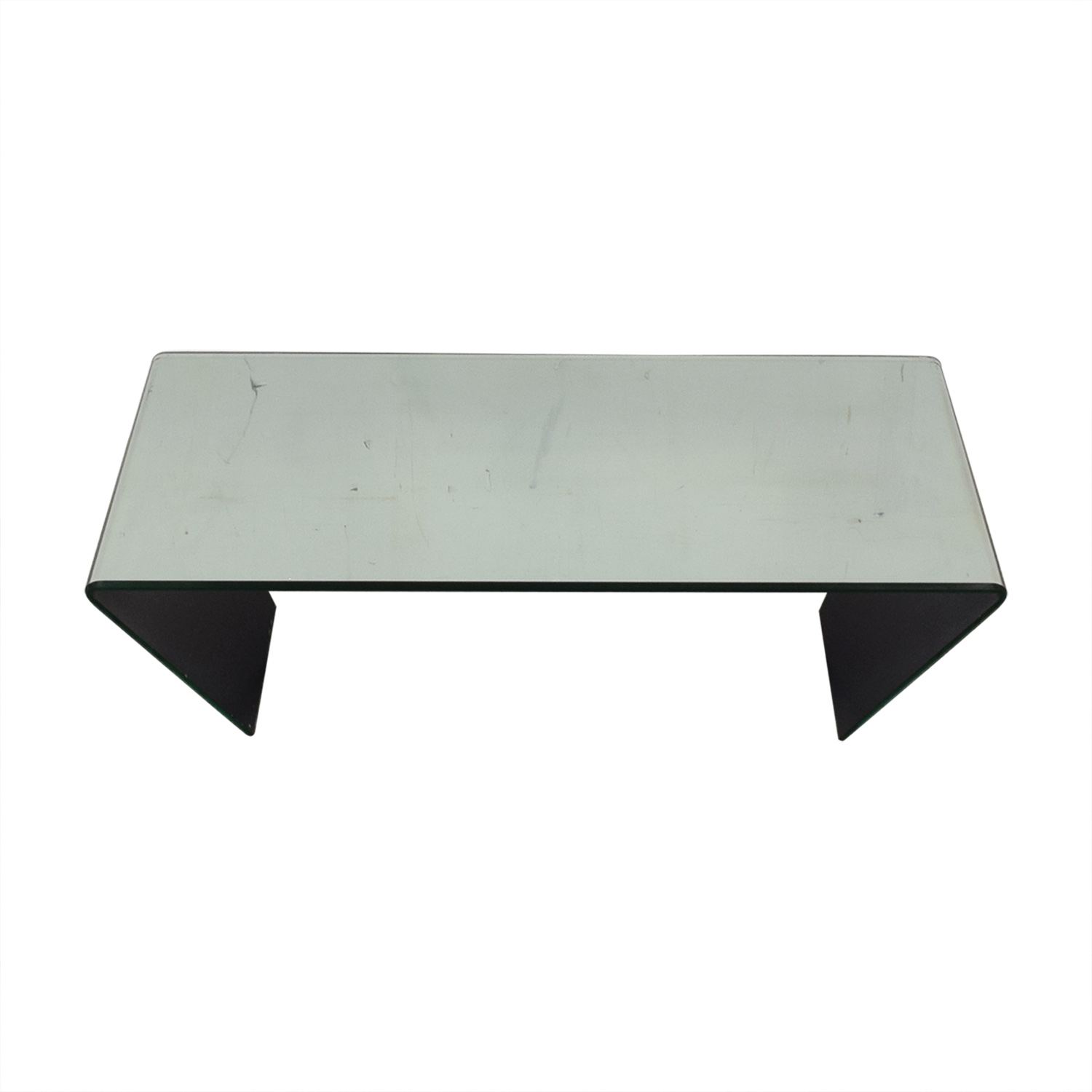buy Bent Mirrored Coffee Table  Coffee Tables