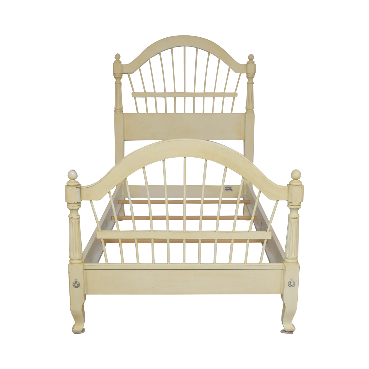 Ethan Allen Ethan Allen Country French Twin Bed Beds
