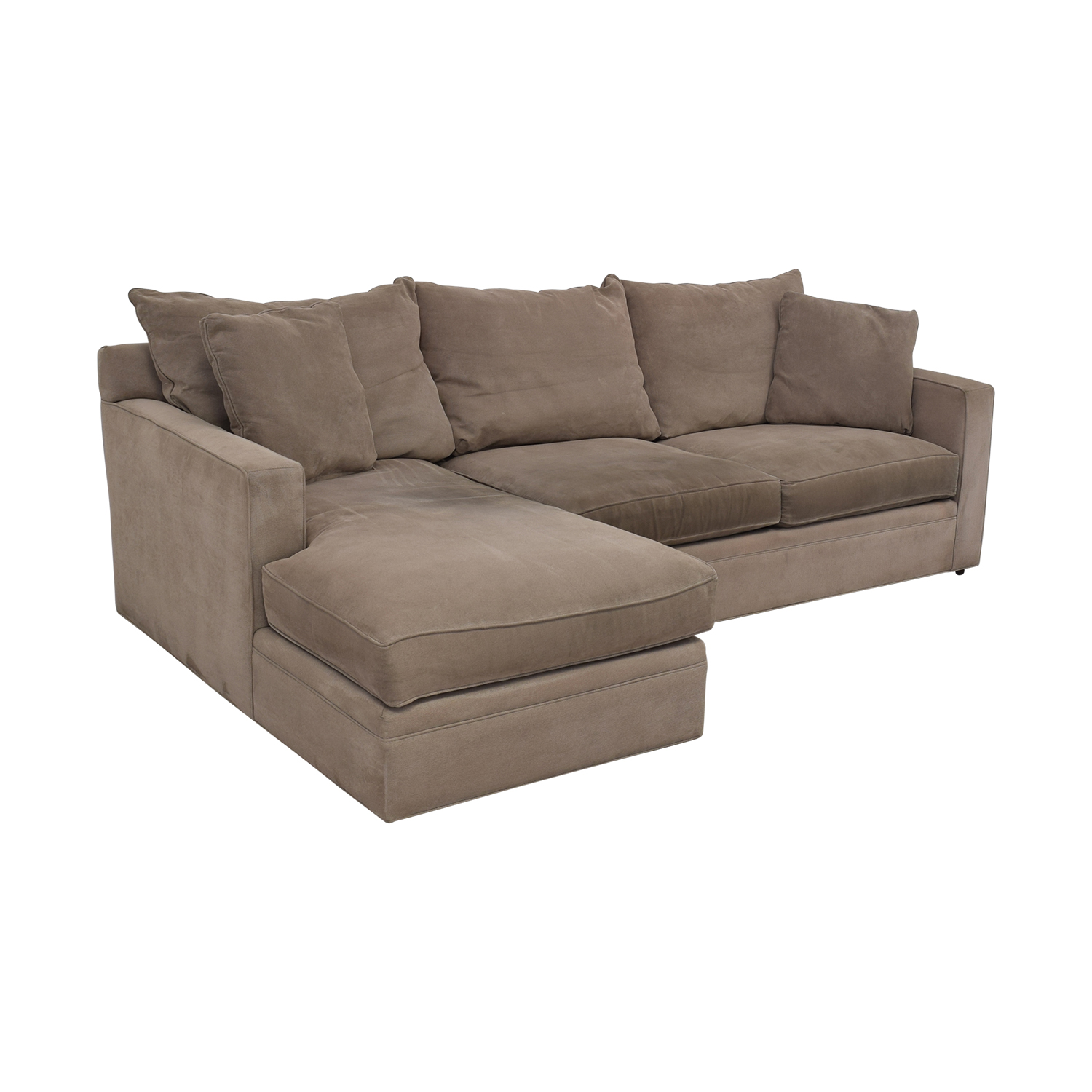 Room & Board Orson Sectional Couch Room & Board
