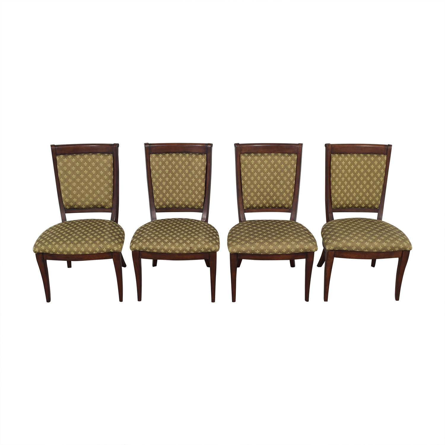 Bassett Furniture Bassett Furniture Upholstered Side Chairs discount