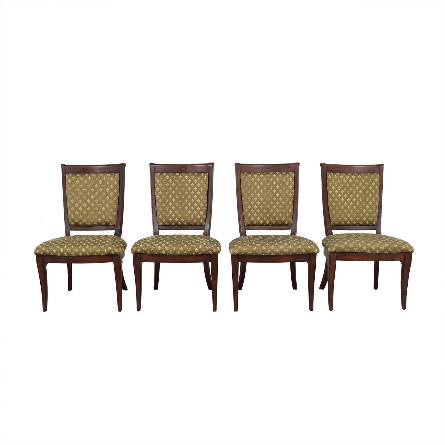 Bassett Furniture Bassett Furniture Upholstered Side Chairs Chairs