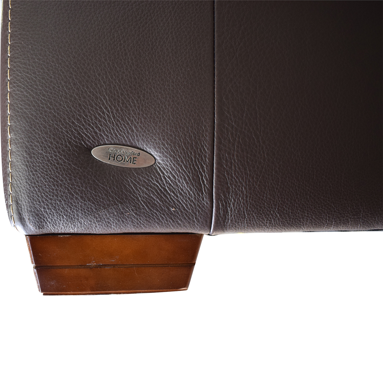 Cindy Crawford Home Cindy Crawford Home Maglie Sectional Sofa