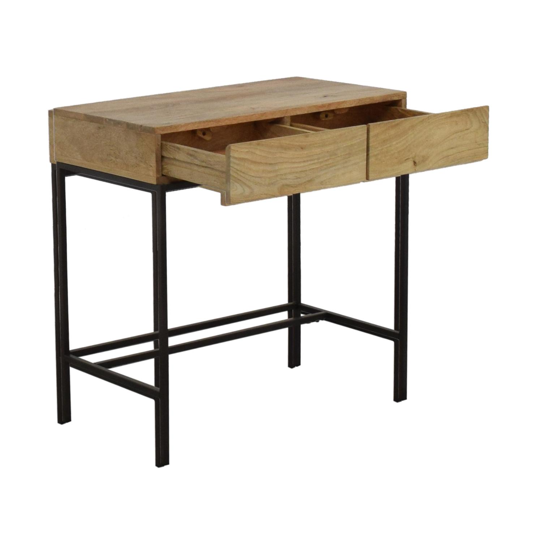 West Elm Industrial Storage Mini Desk / Home Office Desks